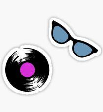Candy Vinyl Glossy Sticker