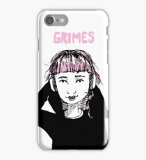 Grimes iPhone Case/Skin