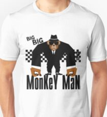 BIG Monkey man Unisex T-Shirt