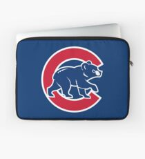 Chicago Cubs Laptop Sleeve
