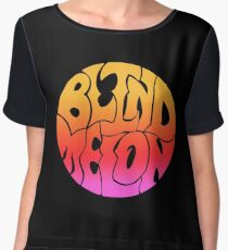 Blind Melon Women's Chiffon Top