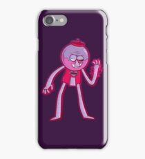 Robot Benson iPhone Case/Skin