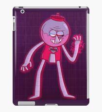 Robot Benson iPad Case/Skin