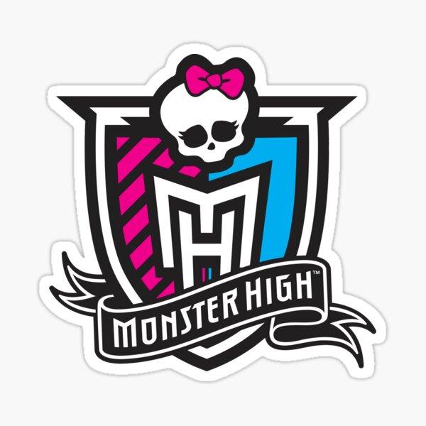 Monster High - Logo Pegatina