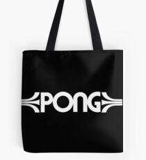 PONG Tote Bag
