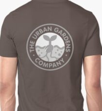 Seedling, gray, by Urban Gardens T-Shirt
