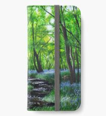 In bluebell heaven iPhone Wallet/Case/Skin