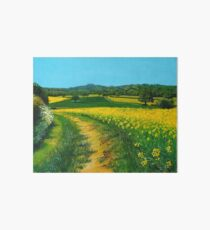 Downland Gold Art Board