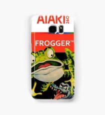 Atari 2600 - Frogger (Transparent)  Samsung Galaxy Case/Skin