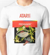 Atari 2600 - Frogger (Transparent)  Unisex T-Shirt