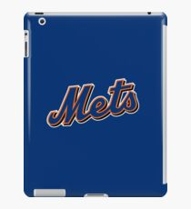 New York Mets iPad Case/Skin