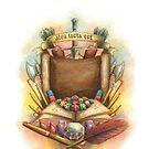 RPG Crest by AnnimelArt