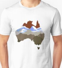 The Great Outback Unisex T-Shirt