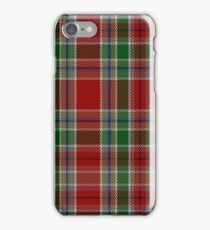 Campbell, New Louden Military Tartan  iPhone Case/Skin