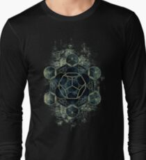 Sacred Geometry for your daily life Long Sleeve T-Shirt