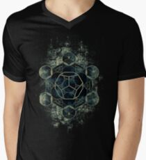 Sacred Geometry for your daily life Men's V-Neck T-Shirt