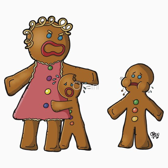 TShirtGifter presents: Ginger  Bread Men