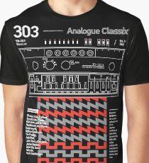303 Classix Graphic T-Shirt