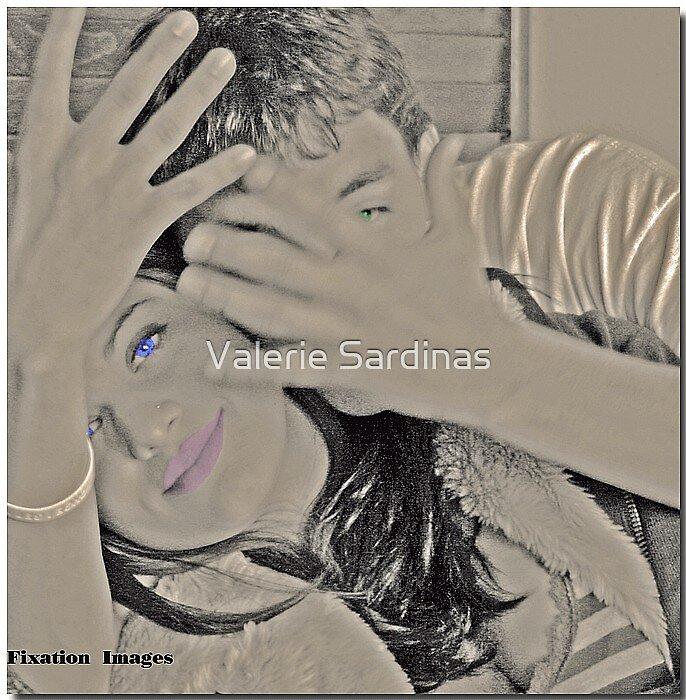 Find me by Valerie Sardinas