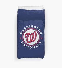 Washington Nationals  Duvet Cover
