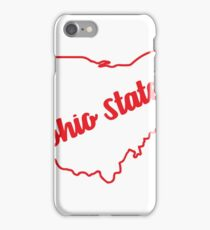 ohio state iPhone Case/Skin