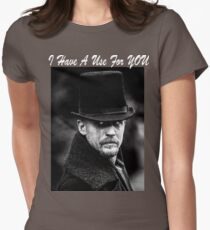 tom taboo hardy Womens Fitted T-Shirt