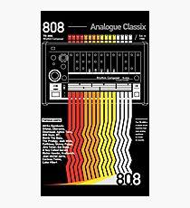 808 Classix Photographic Print