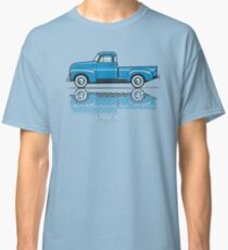 47-54 Chevy Truck light blue Classic T-Shirt