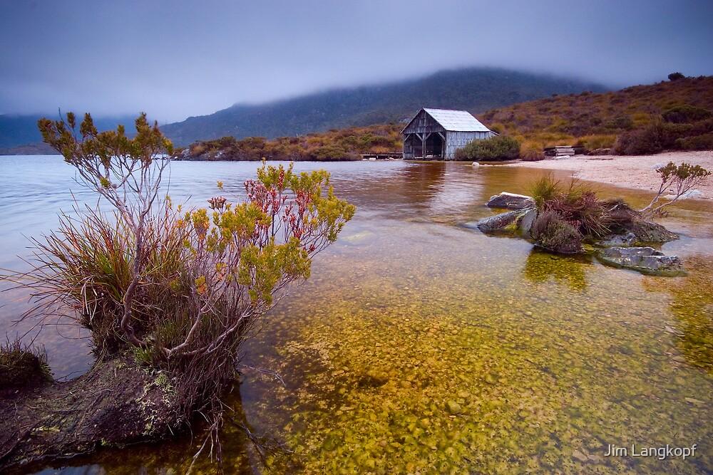 Dove Lake  by Jim Langkopf
