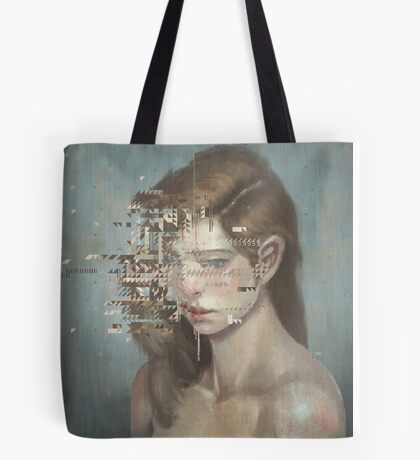 Glitch 03 Tote Bag