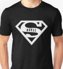 Super Nurse Awesome Super Hero Nursing Tshirt Unisex T-Shirt