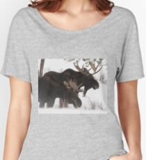 Moose Bros. #2 Women's Relaxed Fit T-Shirt