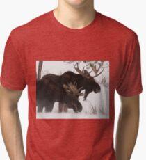 Moose Bros. #2 Tri-blend T-Shirt
