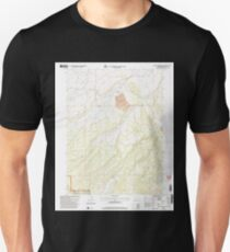 USGS TOPO Map Colorado CO Rattlesnake Butte 234210 2000 24000 T-Shirt
