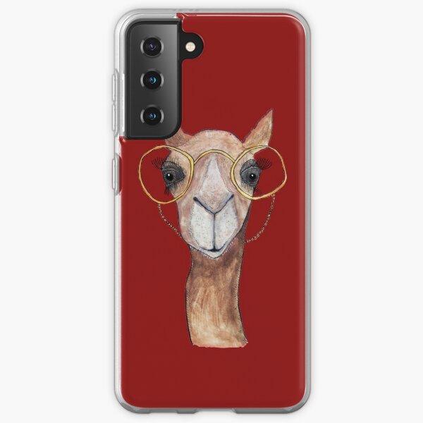 Camel Samsung Galaxy Soft Case