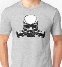 Subaru Skull Mask Unisex T-Shirt