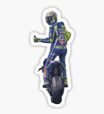 Valentino Rossi, moto gp Sticker