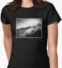 VW Golf  Women's Fitted T-Shirt
