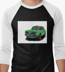 Motor Drive Men's Baseball ¾ T-Shirt
