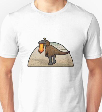 Cryolophosaurus T-Shirt