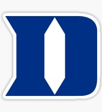 Duke University Sticker