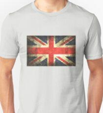 Vintage UK Flag T-Shirt