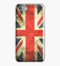 Vintage UK Flag iPhone Case/Skin