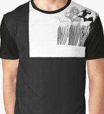 Go Back to Black  Graphic T-Shirt