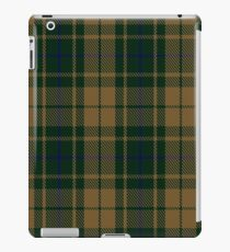 Confederate Infantry Military Tartan  iPad Case/Skin