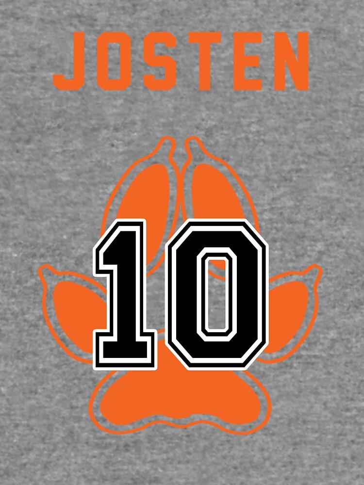 PSU Foxes - #10 Josten by Kitshunette
