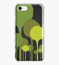 Green palette *quatre saisons series/Spring iPhone Case/Skin