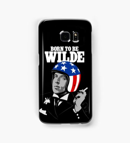 Born To Be Wilde Samsung Galaxy Case/Skin