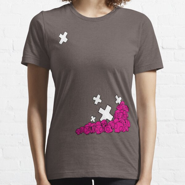 Skulls and Crosses Essential T-Shirt