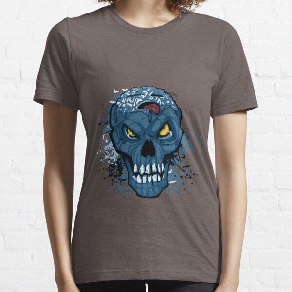 BRAIN DEAD blue Essential T-Shirt